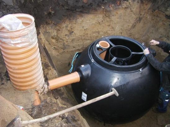 Etablering af kloak
